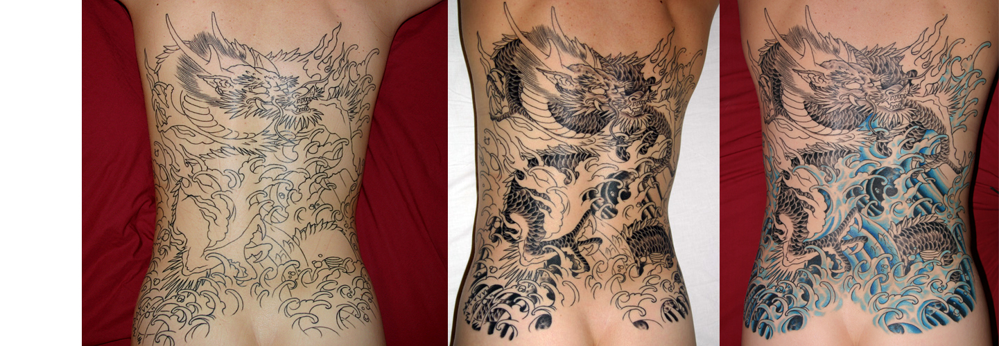 how to tattoo shading